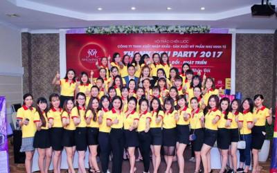 Tổ chức tiệc cuối năm sao cho hiệu quả?