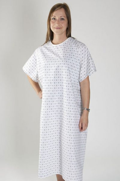 Bệnh Viện -Y Tế – Đồng Phục Bệnh Nhân 02