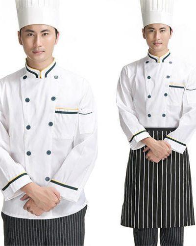 Đồng Phục Nhà Hàng-Khách Sạn- Đồng Phục Bếp 04