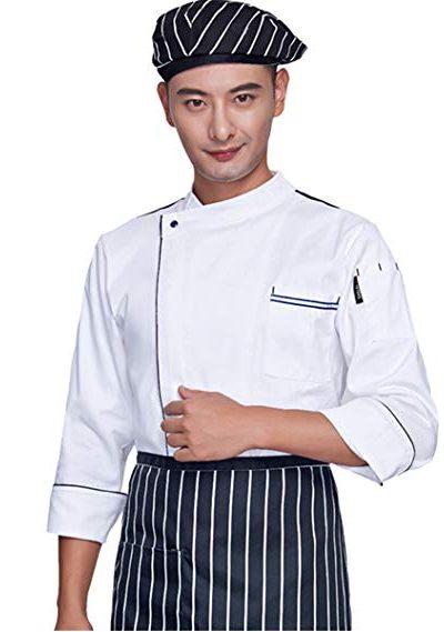Đồng Phục Nhà Hàng-Khách Sạn- Đồng Phục Bếp 06