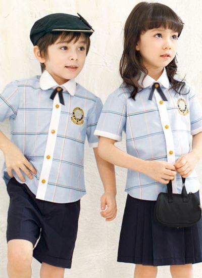 Đồng Phục Học Sinh Cấp I 09