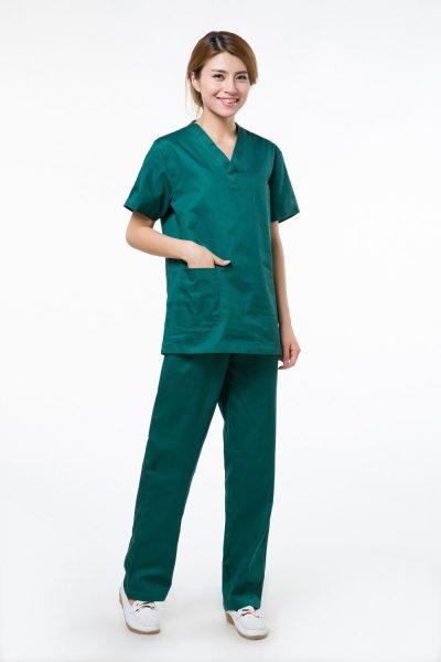 Bệnh Viên – Y Tế – Đồng phục Y Tá – Điều Dưỡng 09
