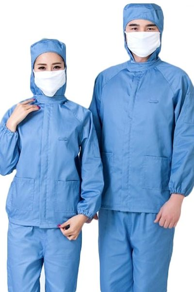 Bảo Hộ Lao Động – Đồng Phục Công Nhân Phòng Sạch 15