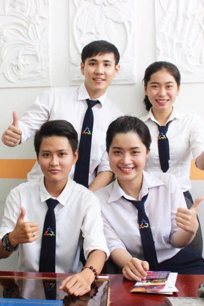Đồng Phục Sinh Viên Cao Đẳng Du lịch Sài Gòn 32