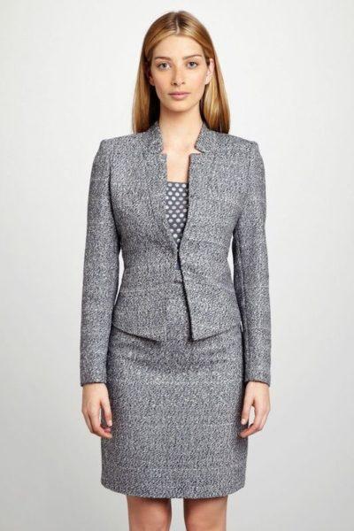 Đồng Phục Công Sở-Áo Vest Nữ 107