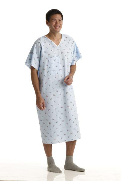 Bệnh Viện -Y Tế – Đồng Phục Bệnh Nhân 100